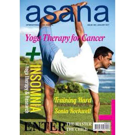 Asana Yoga Journal Magazine Subscription  3 Years