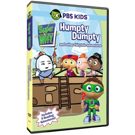 Super Why   Humpty Dumpty And Other Fairytale Adventures