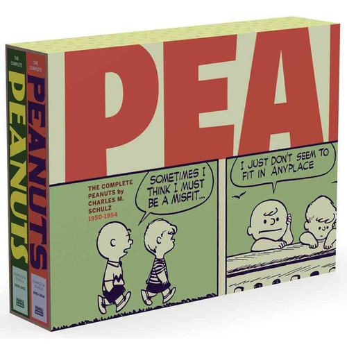 The Complete Peanuts 1950-1954
