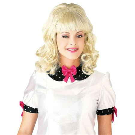 Costumes For All Occasions PM577542 Teaser Blonde Wig](Katy Perry Wigs For Sale)