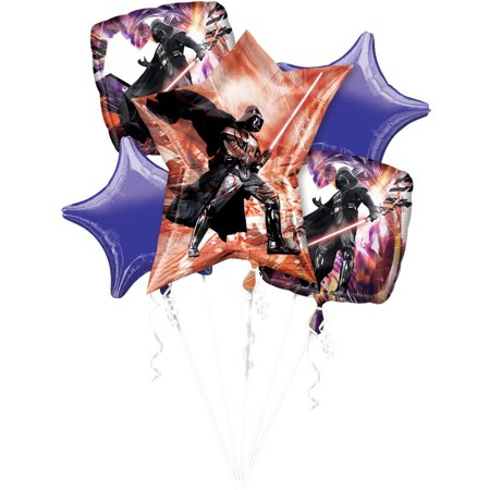 Star Wars Balloon Bouquet - Party Supplies](Star Wars Party Supply)