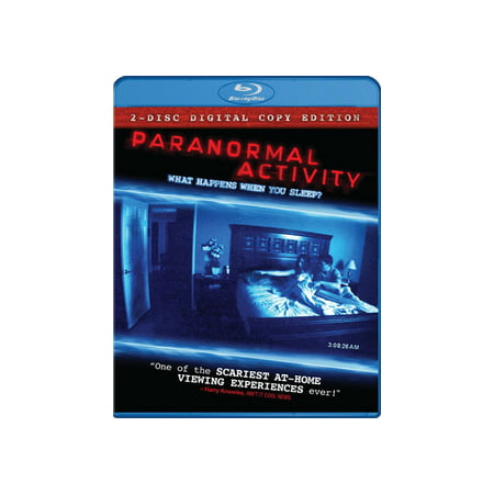 Paranormal Activity (Blu-ray)](The Latest Paranormal Activity)