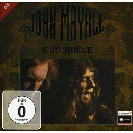 John Mayall: The Lost Broadcasts