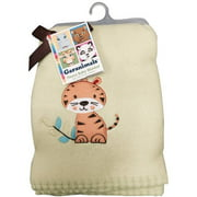 Garanimals Uni Applique Fleece Blanket