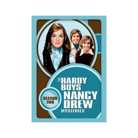 The Hardy Boys-Nancy Drew Mysteries: Season Two (Nancy Wray The Great Outdoors Tv Show)