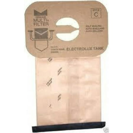 Electrolux Canister Vacuum Cleaner Bags Style C 12 Pk Generic ()