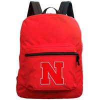 Nebraska Cornhuskers 16'' Made in the USA Premium Backpack - Red - No Size