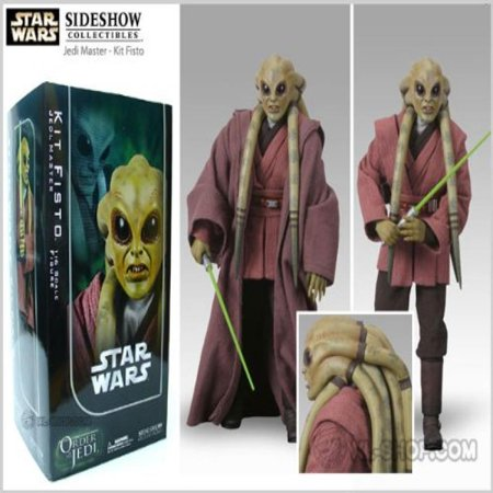 star wars kit fisto sideshow collectibles