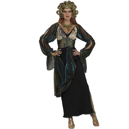 Mischief Medusa Adult Costume - Madusa Costumes