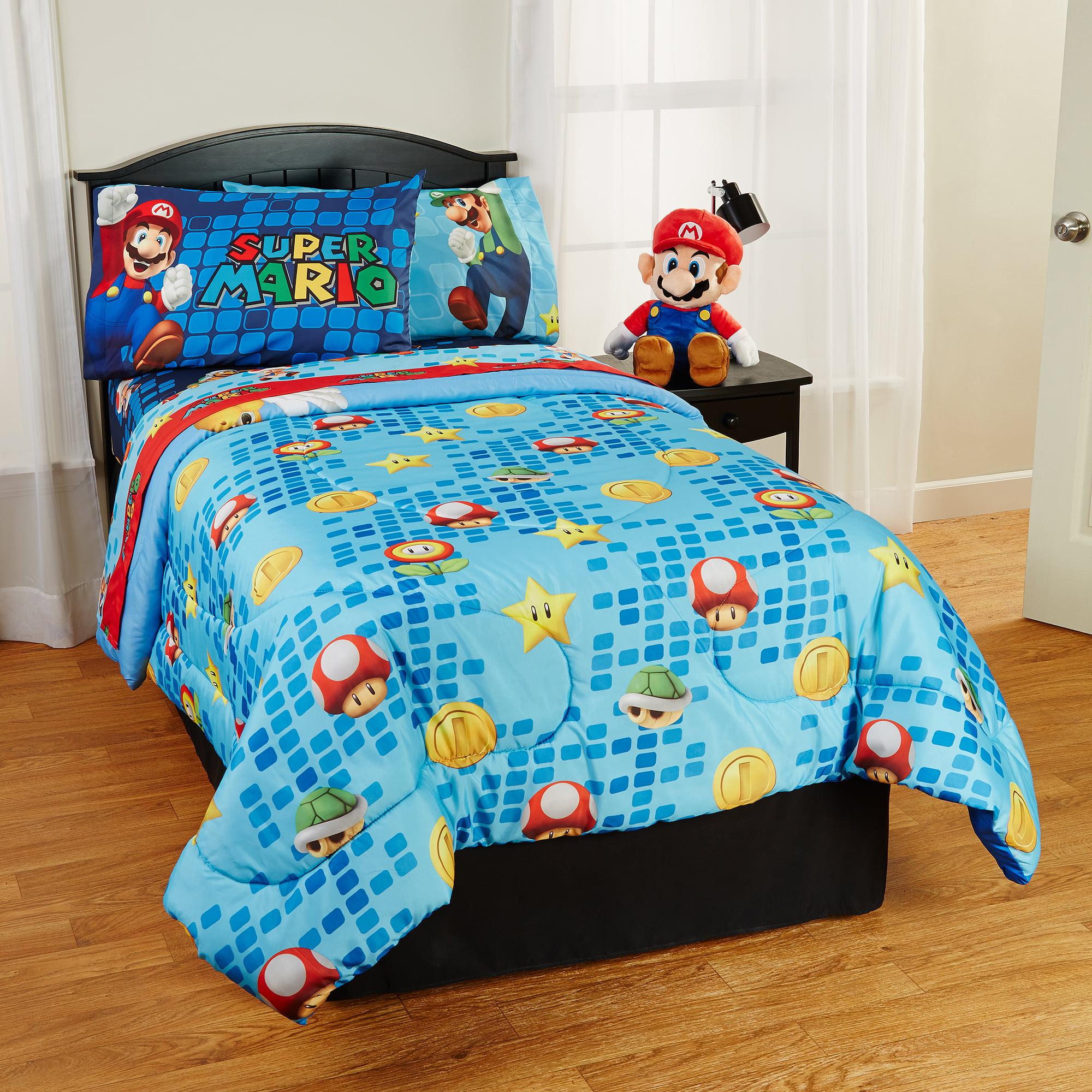 Super Mario Comforter Com ...