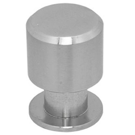 Jako 10 mm Cabinet Knob, Satin US32D - 630 Stainless Steel 10 Satin Stainless Steel