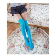 Women Cable Knitted Long Boot Socks Over Knee Thigh High Stocking 7 Color