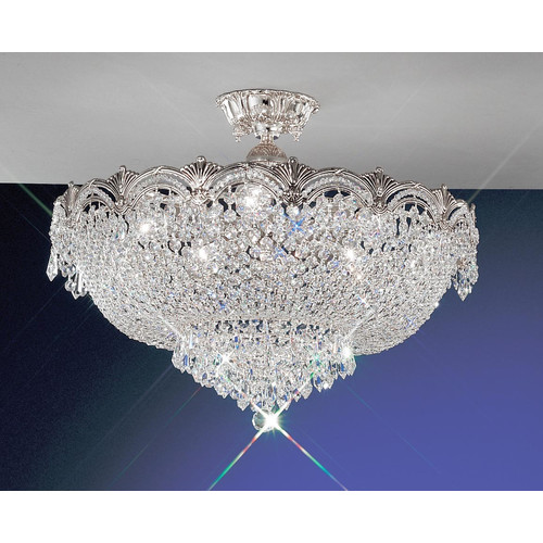 Classic Lighting Regency II Semi-Flush Mount