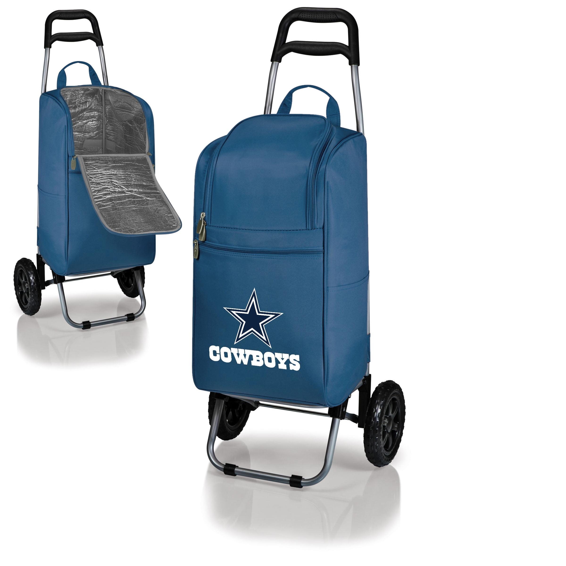 Dallas Cowboys Cart Cooler - Navy - No Size