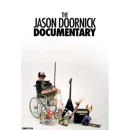 The Jason Doornick Documentary POSTER Movie Mini - Halloween Documentary