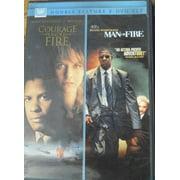 Man on Fire Courage Under Fire by TWENTIETH CENTURY FOX