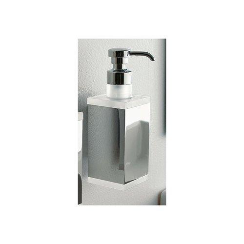 toscanaluce by nameeks eden wall mount rectangular liquid soap dispenser