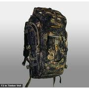 Transformer Backpack, Hide-Open Timber Veil