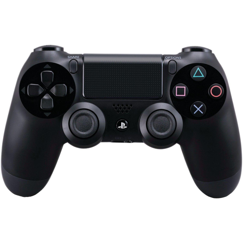 DualShock 4 Wireless Controller for PlayStation 4 - Jet Black [PlayStation 4]
