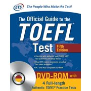 The Official Guide to the TOEFL Test with DVD-Rom, Fifth Edition (Other)
