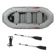 Best Inflatable Boats - Intex Mariner 4-Person Inflatable River Lake Dinghy Boat Review