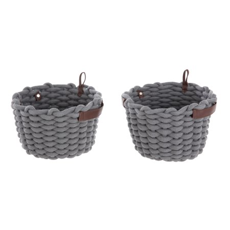Better Homes & Gardens Chunky Rope 2 PC Basket Set