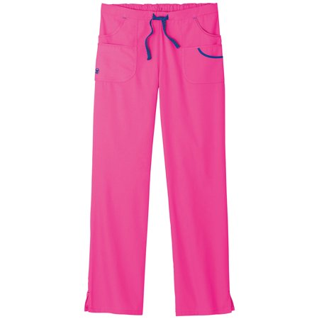 Fundamentals Women's Contrast Binded Edge Pockets Metro Pant