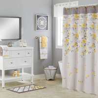 SKL Home Spring Garden Bathroom Collection (Shower Curtain, Towel, Rug, and Accessories)