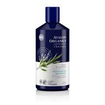 Shampoo & Conditioner: Avalon Organics Thickening