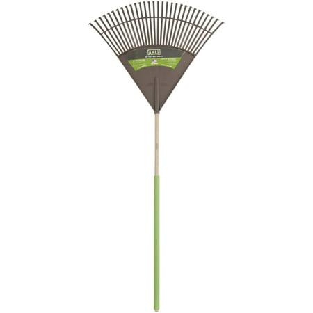 "Ames 2915712 30"" Poly Leaf Rake"
