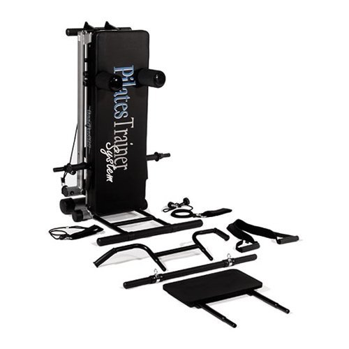 Bayou Fitness Total Trainer Pilates Reformer Home Gym System PilatesSys