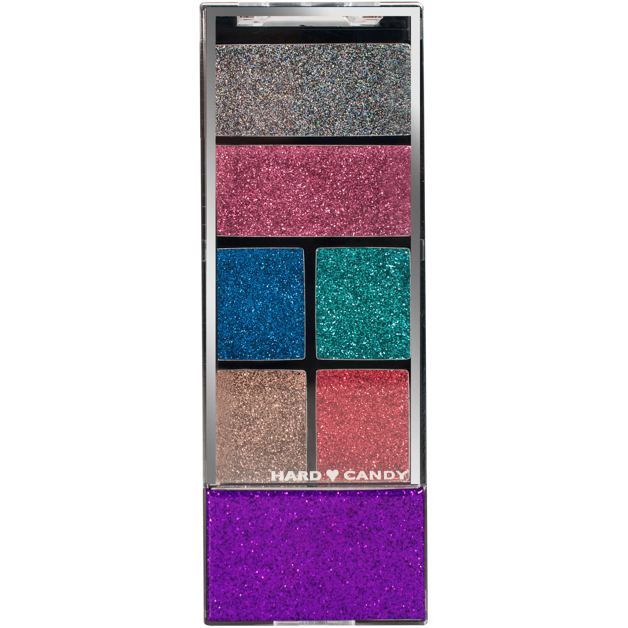 Hard Candy Glitteratzi Compact Eye Shadow Center Of Attention 563