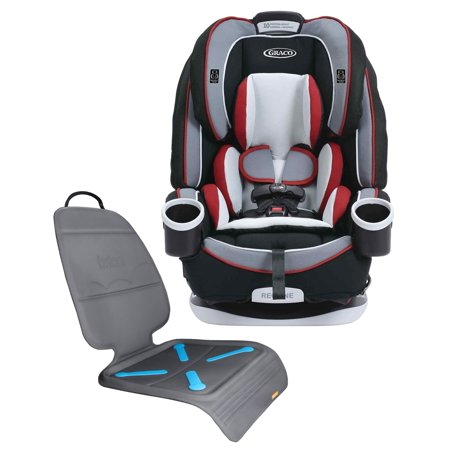 Graco 4Ever All In One Convertible Car Seat With Protector Cougar