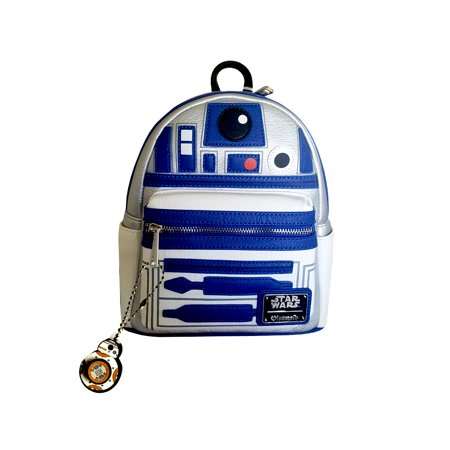 43a6e34e0ab Loungefly - Star Wars R2-D2 Droid Loungefly Cosplay Mini Backpack w ...