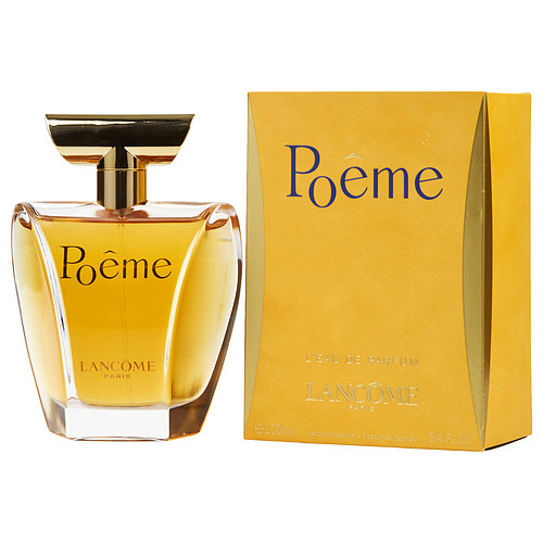 Poeme Eau De Parfum Spray 3.4 Oz By Lancome