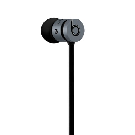 Refurbished Apple Beats urBeats Space Gray Wired In Ear Headphones  MK9W2AM A - Walmart.com ee85536bc1