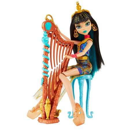 Veni Vidi Dolli: REVIEW: Monster High Cleo de Nile