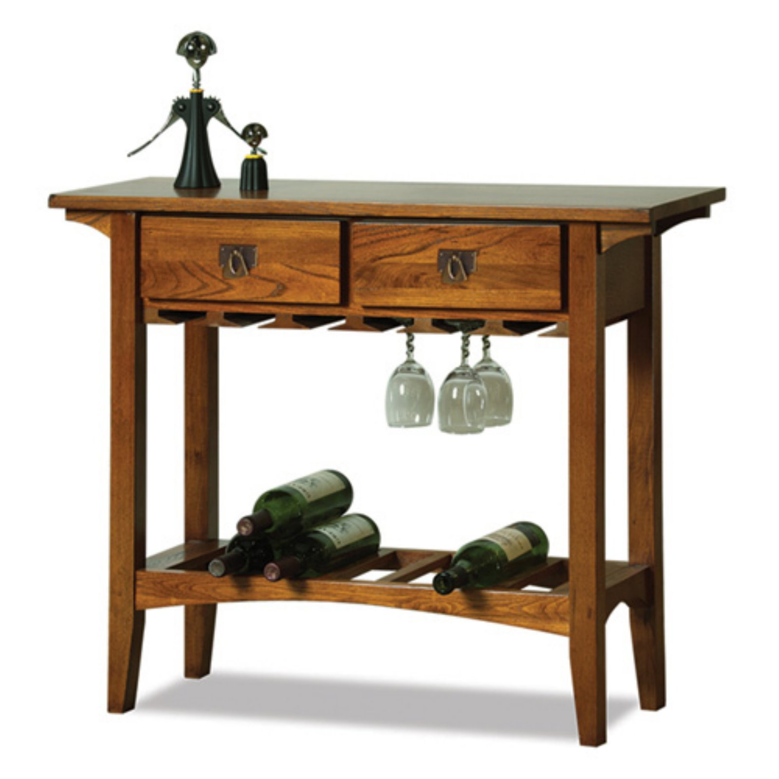 Leick Home Mission Wine Stand, Multiple Colors