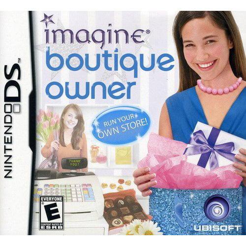Imagine: Boutique Owner (DS)