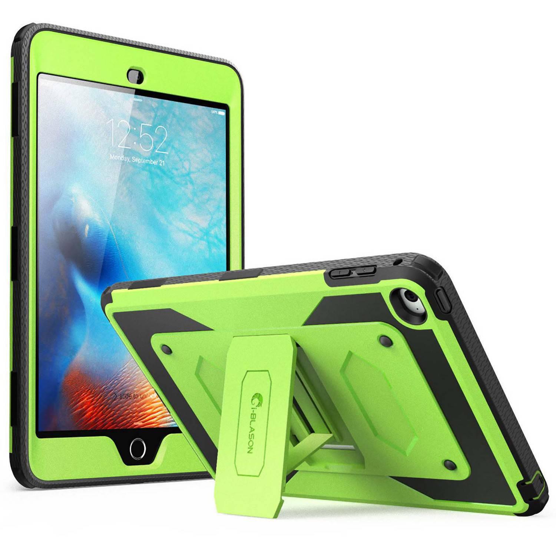 i-Blason Apple iPad mini 4 Armorbox Full-Body Case, Green