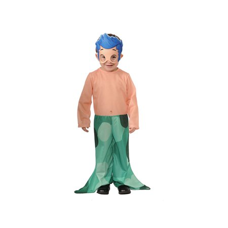 Toddler Bubble Guppies Gil Halloween Costume](Bubble Halloween Costume)