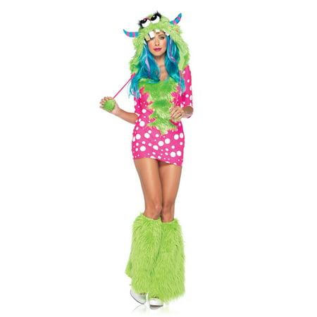 Women's Melody Monster (Women's Monster Costume)