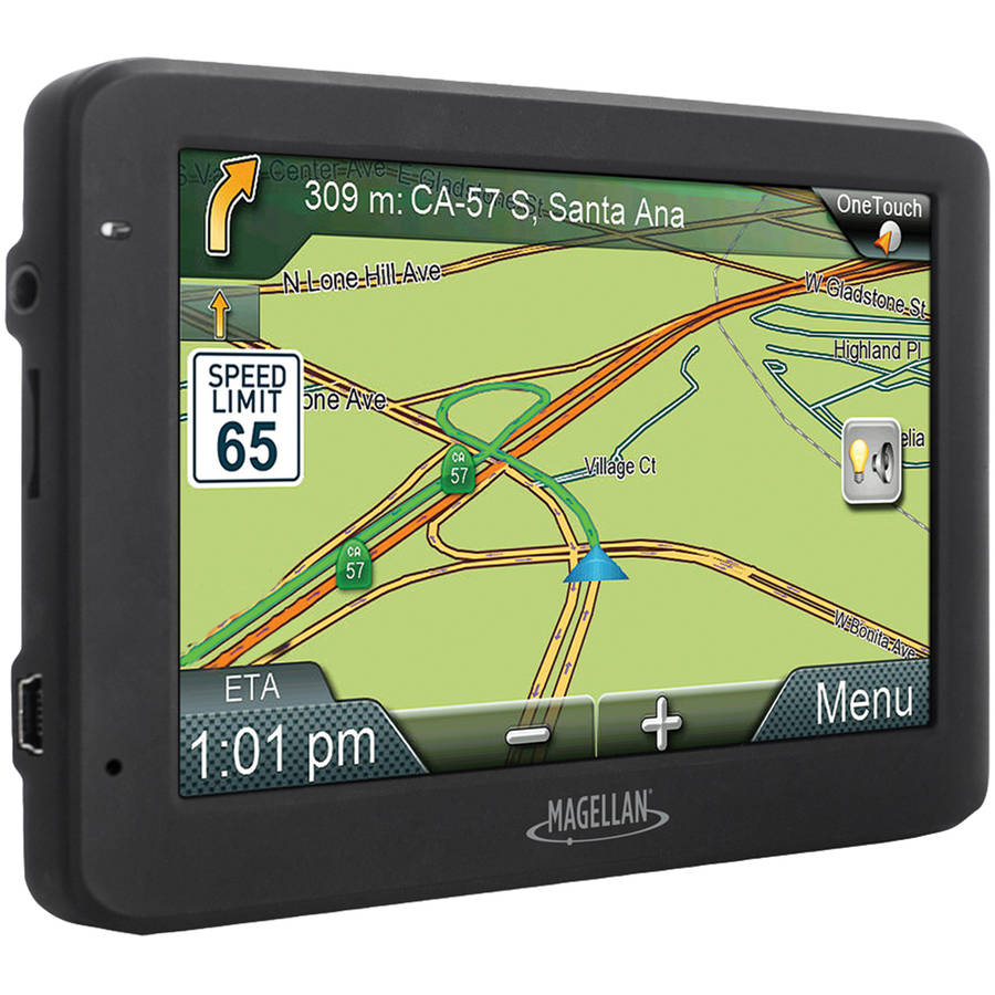 Magellan RM5320SWLUC Roadmate 5320-LM GPS Device with Free Lifetime Map Updates