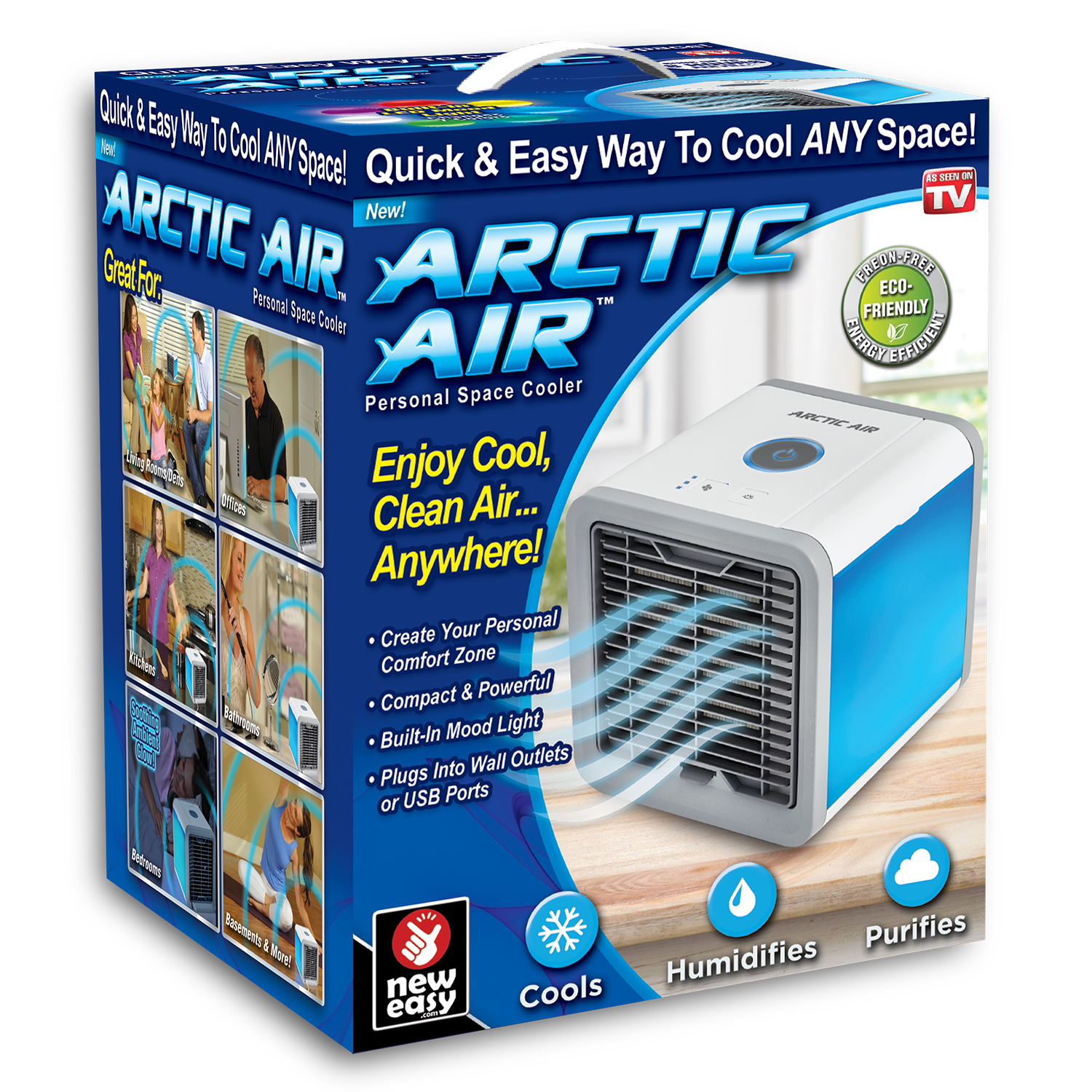As Seen on TV Arctic Air Cooler