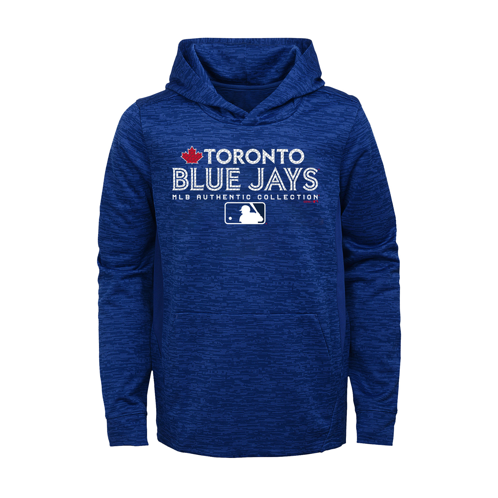 39315a10e05c3 Outerstuff Toronto Blue Jays Youth Authentic Team Drive On-Field ...