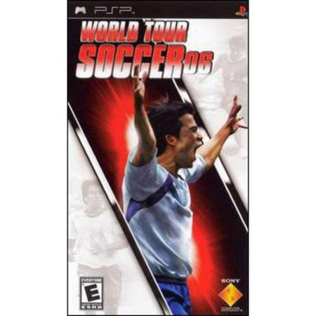 (World Tour Soccer '06 (PSP))