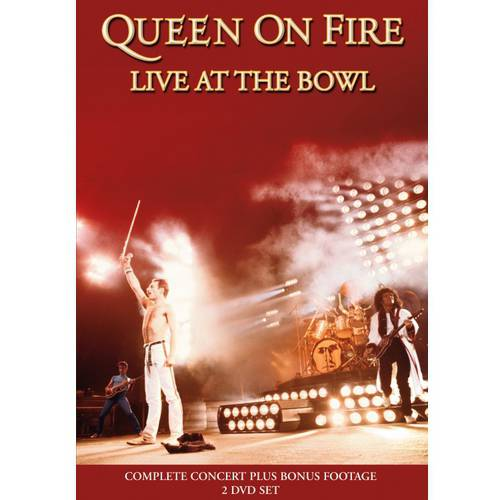 On Fire: Live At The Bowl (2 Music DVD)