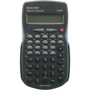 Sentry 56-Function Scientific Calculator, Black