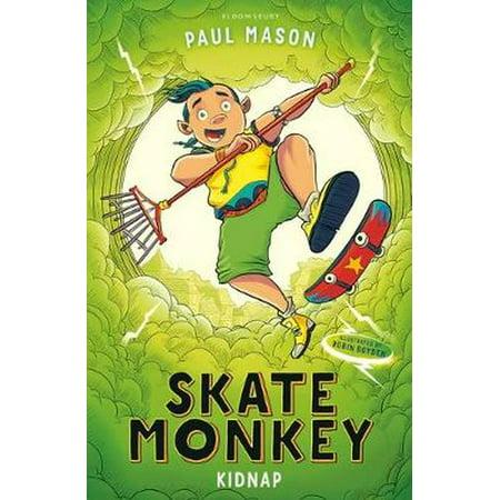 Skiing Monkeys (Skate Monkey: Kidnap )