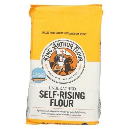 King Arthur Self Rising Flour - Pack of 8 - 5 Lb.
